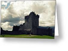 Ross Castle Killarney Ireland Greeting Card