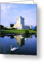 Ross Castle, Lough Leane, Killarney Greeting Card