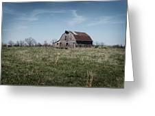 Rural Arkansas Greeting Card