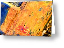 Rust 3 Greeting Card