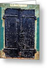 Rusted Through Greeting Card