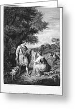 Ruth & Boaz Greeting Card