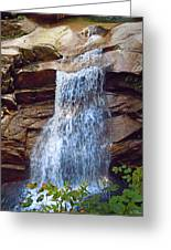 Sabbath Day Waterfall Greeting Card
