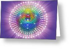 Sacred Geometry 114 Greeting Card