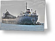 Safe Harbour Greeting Card