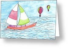 Sailor Greeting Card