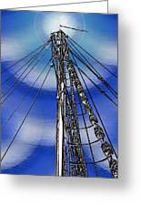 Sailors Beck And Call Greeting Card