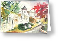 Saint Bertrand De Comminges 04 Greeting Card