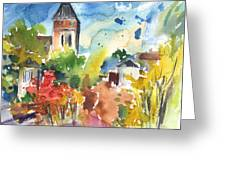 Saint Bertrand De Comminges 05 Greeting Card