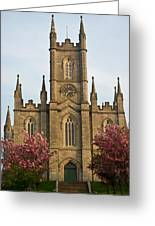 Saint Fin Barres Cathedral Cork 13 Greeting Card