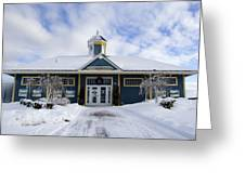 Saint John River Centre Greeting Card