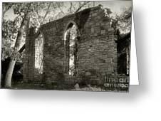 Saint Johns Chapel Five Greeting Card