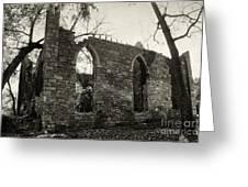 Saint Johns Chapel Two Greeting Card