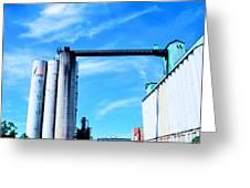 Saint Mary's Grain Mill Greeting Card