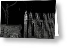 Salem Noir I Greeting Card