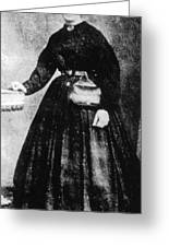 Sally Tompkins (1833-1916) Greeting Card