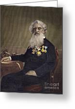 Samuel F.b. Morse (1791-1872) Greeting Card