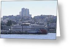 San Francisco Collection # 23 Greeting Card