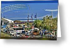 San Francisco Fleet Week 2011 Greeting Card