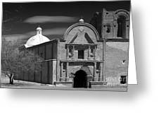 San Jose De Tumacacori Greeting Card