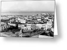 San Juan - Puerto Rico - C 1900 Greeting Card