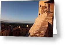 San Miniato - Pisa Greeting Card