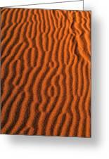 Sand Maze Greeting Card