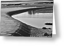 Sandbank  Greeting Card