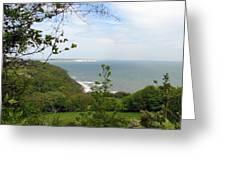 Sandown On Isle Of Wight Greeting Card
