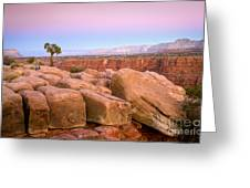 Sandstone Puzzle Greeting Card