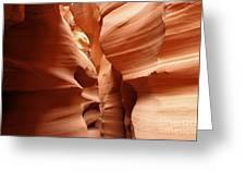 Sandstone Slots Greeting Card