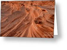 Sandstone Waves Little Finland Greeting Card