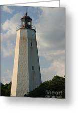 Sandy Hook Lighthouse 2 Greeting Card