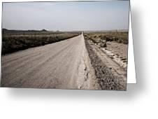 Sandy Road Greeting Card