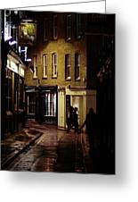 Sandys Row Sw1 Greeting Card