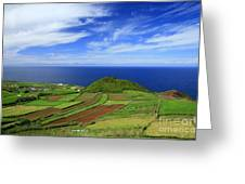 Sao Miguel - Azores Islands Greeting Card