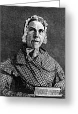 Sarah Moore Grimk�, American Greeting Card by Photo Researchers