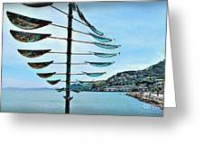 Sausalito Coast Greeting Card