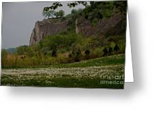 Scarborough Bluffs 2 Greeting Card