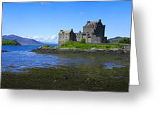 Scenic Castle Greeting Card
