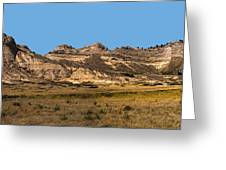 Scenic Western Nebraska Greeting Card