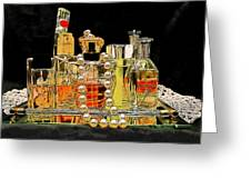 Scents Of A Woman Greeting Card