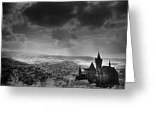 Schloss Wernigerode Greeting Card