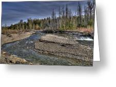Scotch Creek Bc Greeting Card