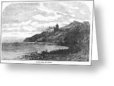 Scotland: Dunrobin Castle Greeting Card
