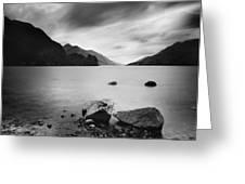 Scottish Landscape Greeting Card