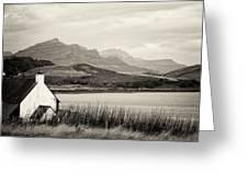Scottish Scene Greeting Card