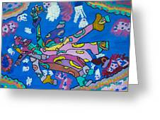 Sealife In Color Greeting Card