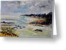 Seascape 452160 Greeting Card