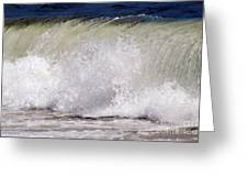 Seascape 93 Greeting Card